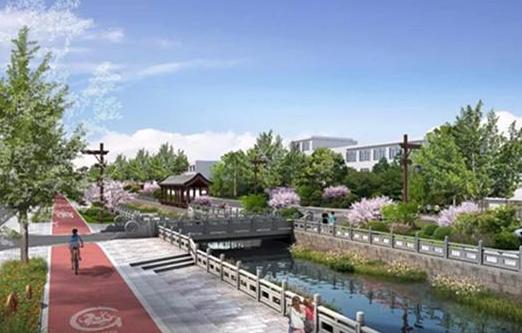 广饶县:改善城乡人居环境 为幸福加码
