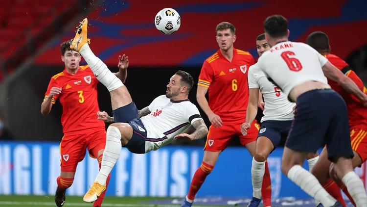 勒温先拔头筹 英格兰3-0完胜威尔士