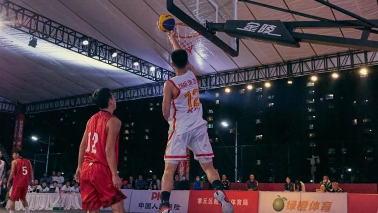 三人篮球俱乐部精英赛济南站首日精彩不断