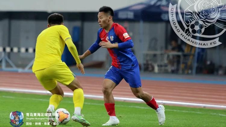 出征前保持状态 黄海青港3-0红狮