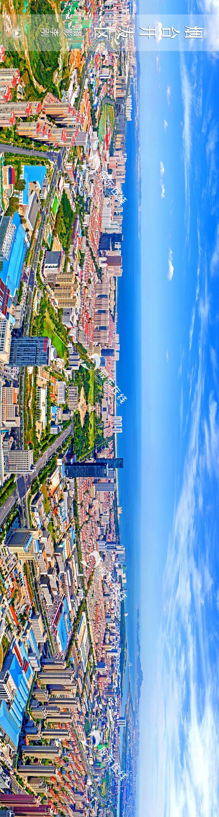 新貌!一览日新月异的烟台开发区(航拍图)