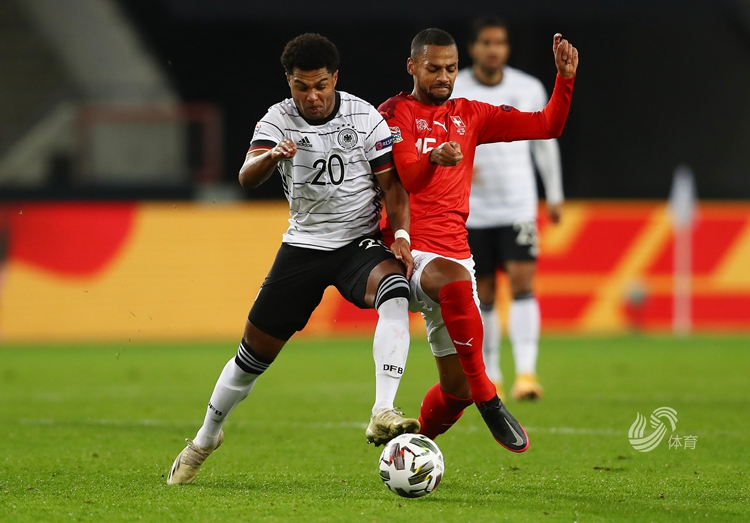 哈弗茨传射格纳布里破门 德国3-3平瑞士
