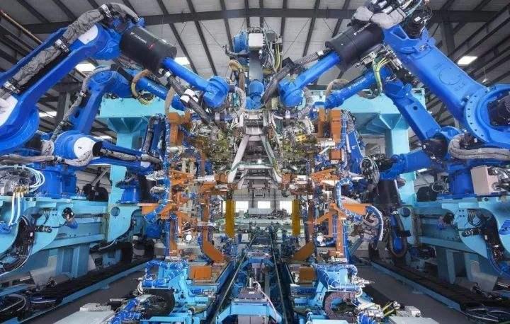 央地政策频出 智能制造升级再添引擎