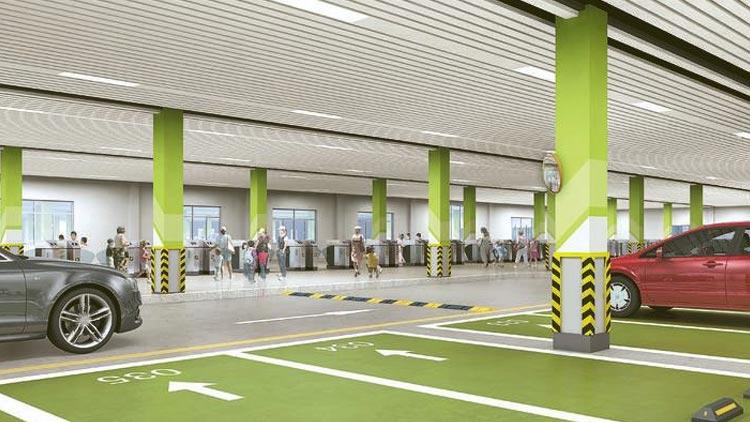 张店区将在七个片区建设智慧停车场