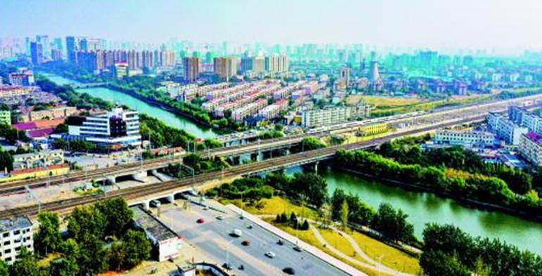 抢时间争进度攻难关——潍坊市坚定目标全力推进重大交通基础设施建设