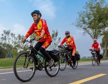 平均年龄72.5岁!滨州老年车队队员10年人均骑行9万公里