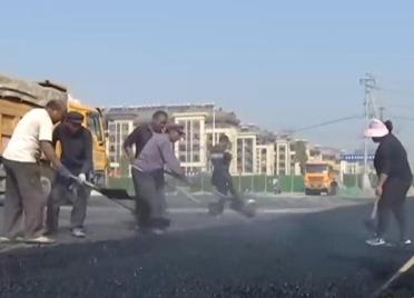 决战决胜百日攻坚 潍坊潍县南路改造提升加速推进
