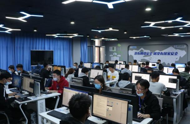 山东省第三届新一代信息技术创新应用大赛计算机网络技术应用赛项于淄博顺利举办