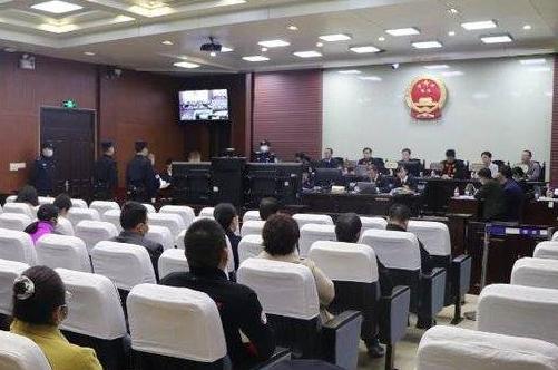 利津法院公开开庭审理魏某等12人涉嫌黑社会性质组织犯罪