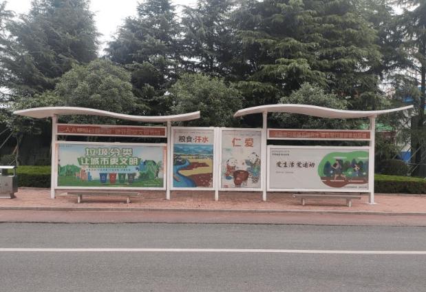 日照公交推动垃圾分类宣传实现全覆盖