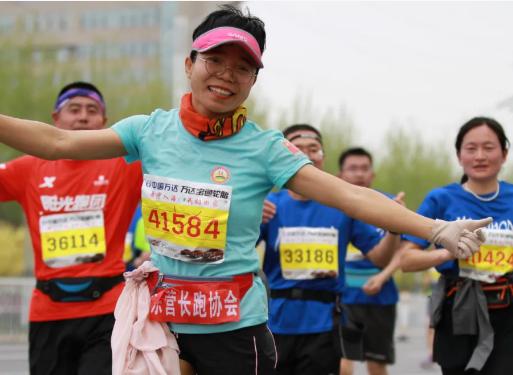 """东营:体育惠民全民健身!以马拉松为引领,打造""""运动健康""""之城"""