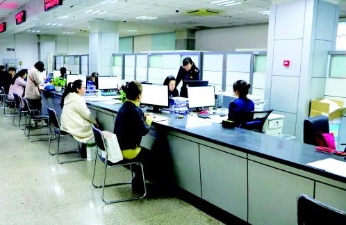 烟台蓬莱区行政审批服务局:推动党建工作与业务工作深度融合