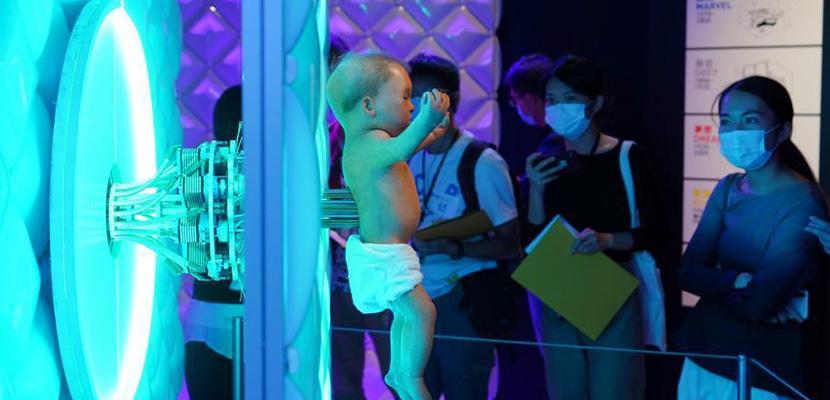 香港科学馆举办展览 展示机械人500年奇妙历程