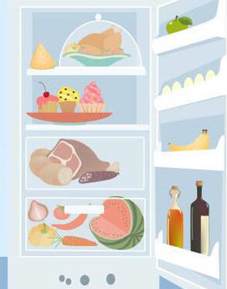 图解丨一图get带冷冻食品回家的正确步骤
