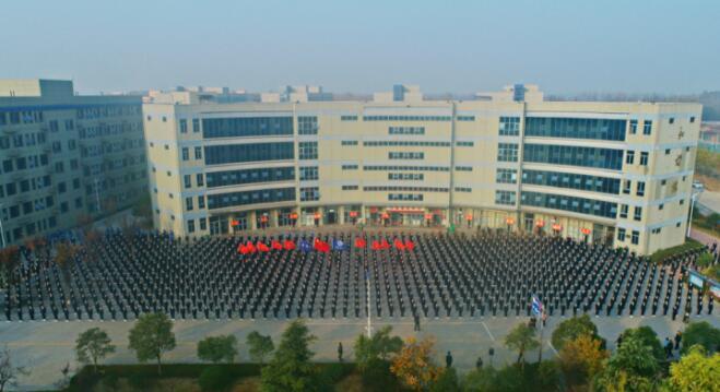 不负晨光!山东交通技师学院数千名学生共读经典