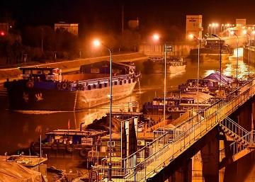 枣庄为过往运煤船舶开辟绿色通道