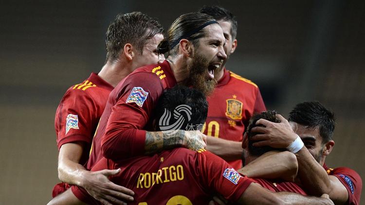 费兰托雷斯帽子戏法 西班牙6-0德国进四强