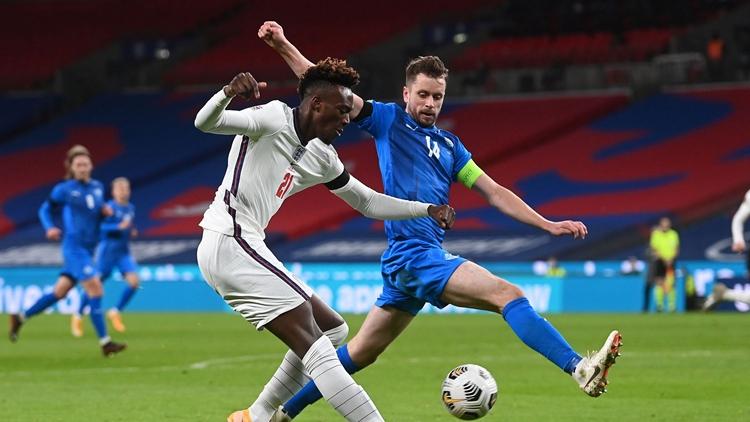 福登梅开二度 英格兰4-0大胜冰岛