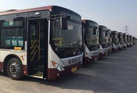 淄博新开通291路、293路两条公交线路