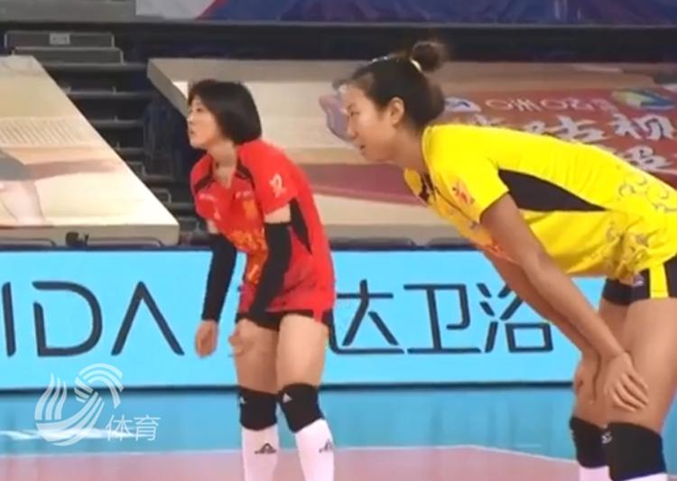 直落三局!山东女排3-0河北取四连胜
