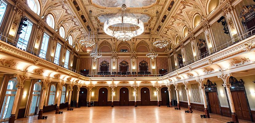 德国杜塞尔多夫音乐厅将于12月重开