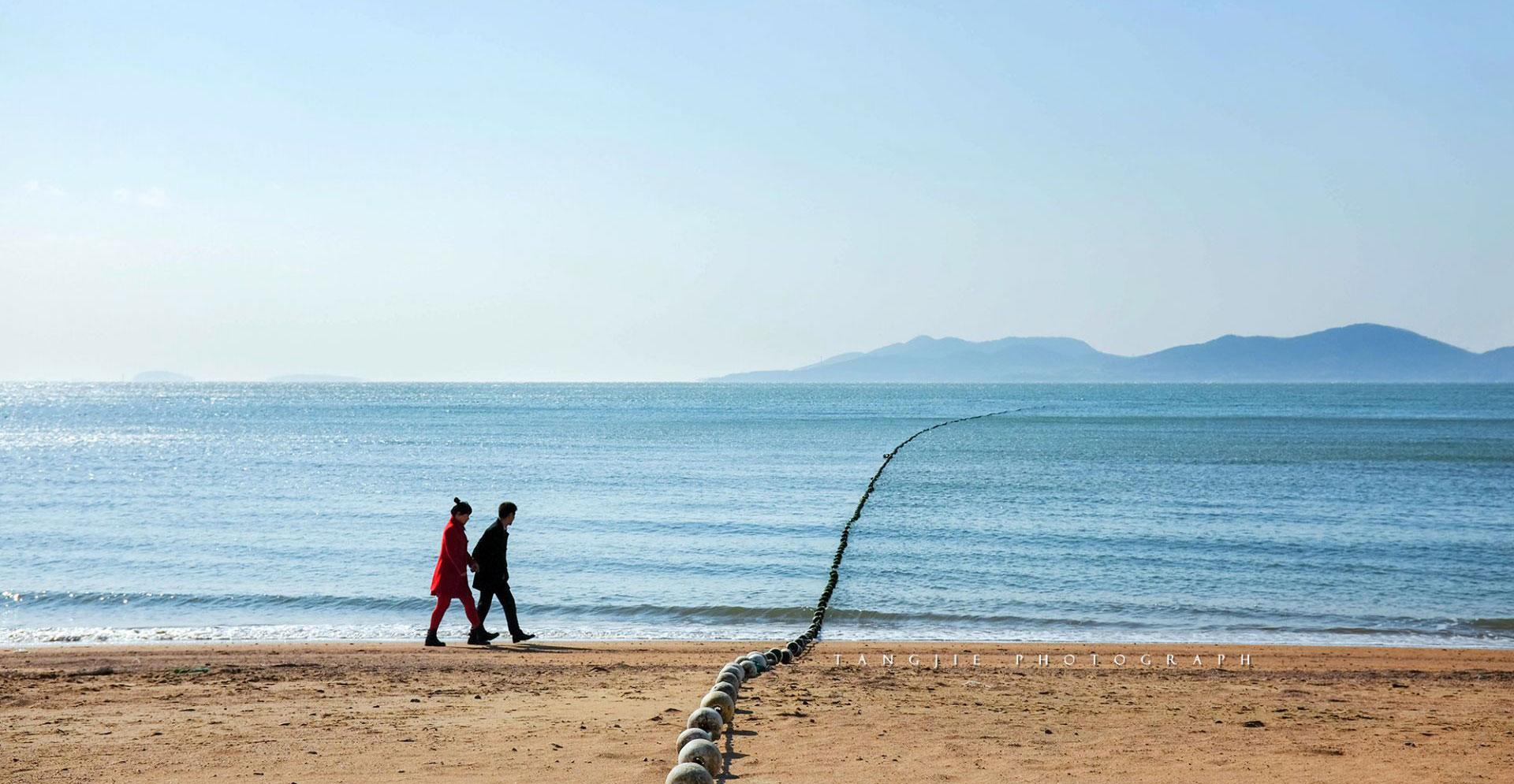 """冬天看海太过清冷?""""素颜""""的青岛更文艺"""