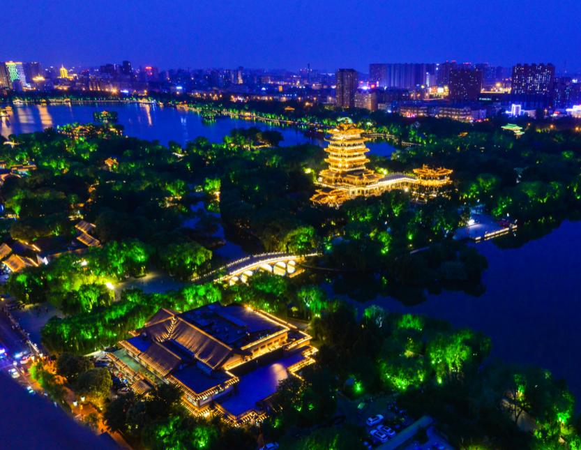 泉城冬夜嗨不停!济南七条措施持续打造冬季夜经济