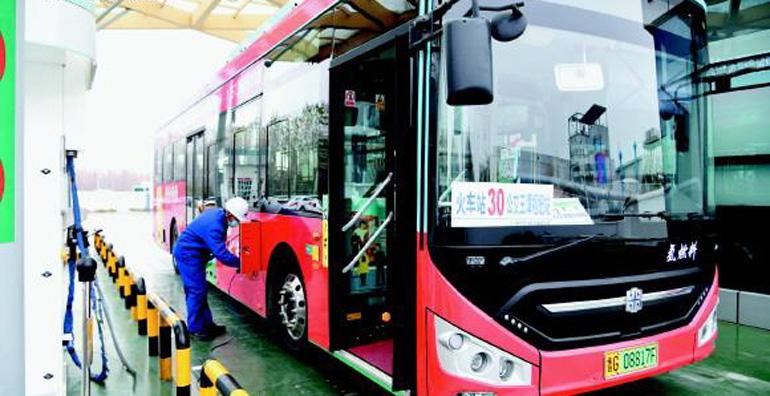 潍坊更大力度推进新能源产业发展