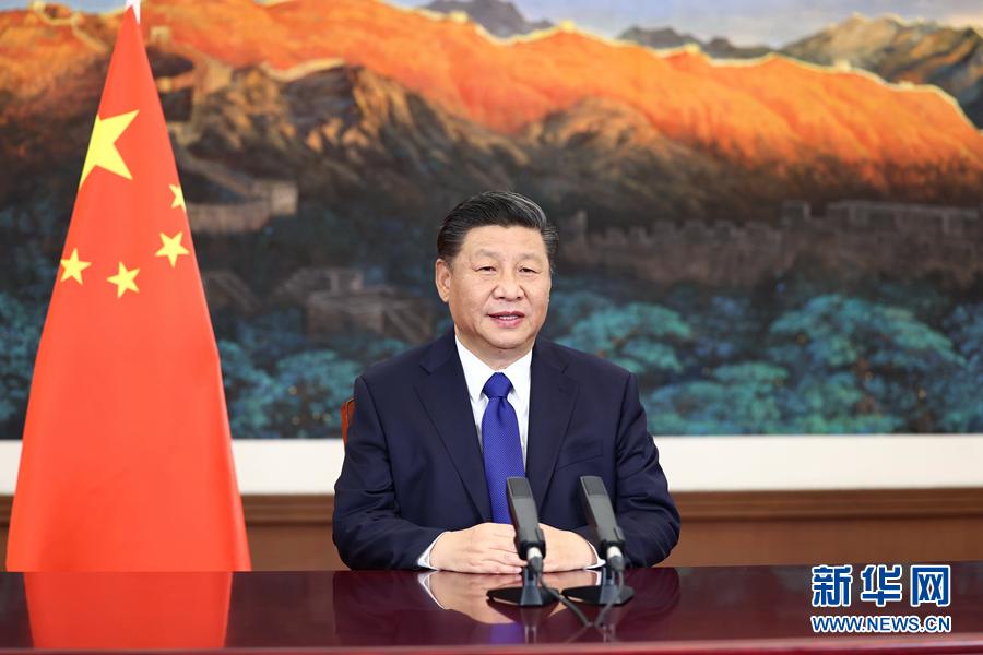 习近平致辞祝贺清华大学经济管理学院顾问委员会成立20周年
