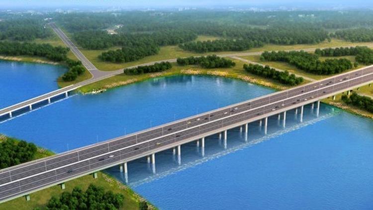 胶东国际机场与北部城区关键节点工程实现新突破