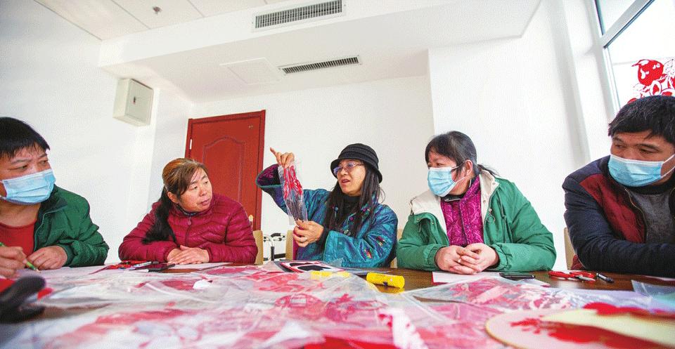 聊城:传承非遗文化 助力脱贫攻坚