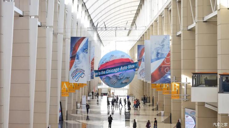 2021年芝加哥车展推迟到2021年春季举办