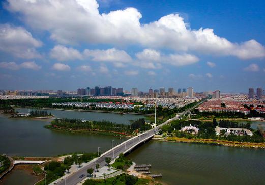 东营市全力建设富有活力的现代化湿地城市(上)