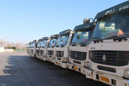 东营提前超额完成2020年度国三营运柴油货车淘汰任务