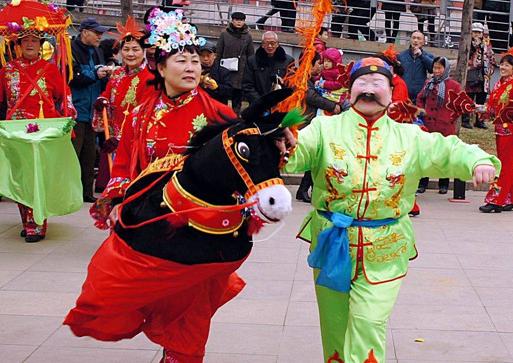 东营民俗文化