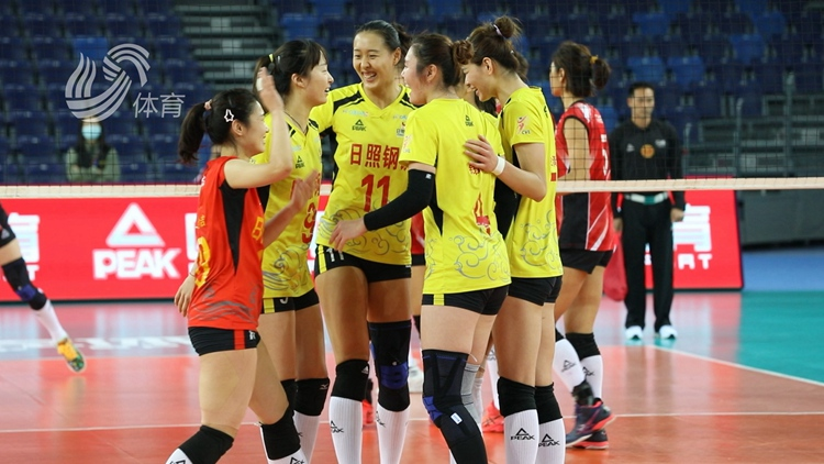 追平队史联赛最佳成绩!山东女排3-0再胜辽宁获得第五名