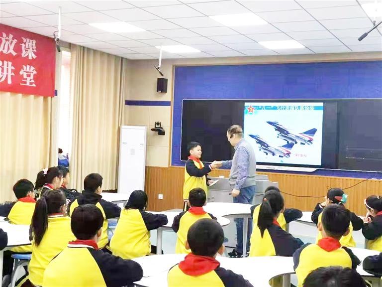 """5名中国科普作家沂源""""讲科学"""""""