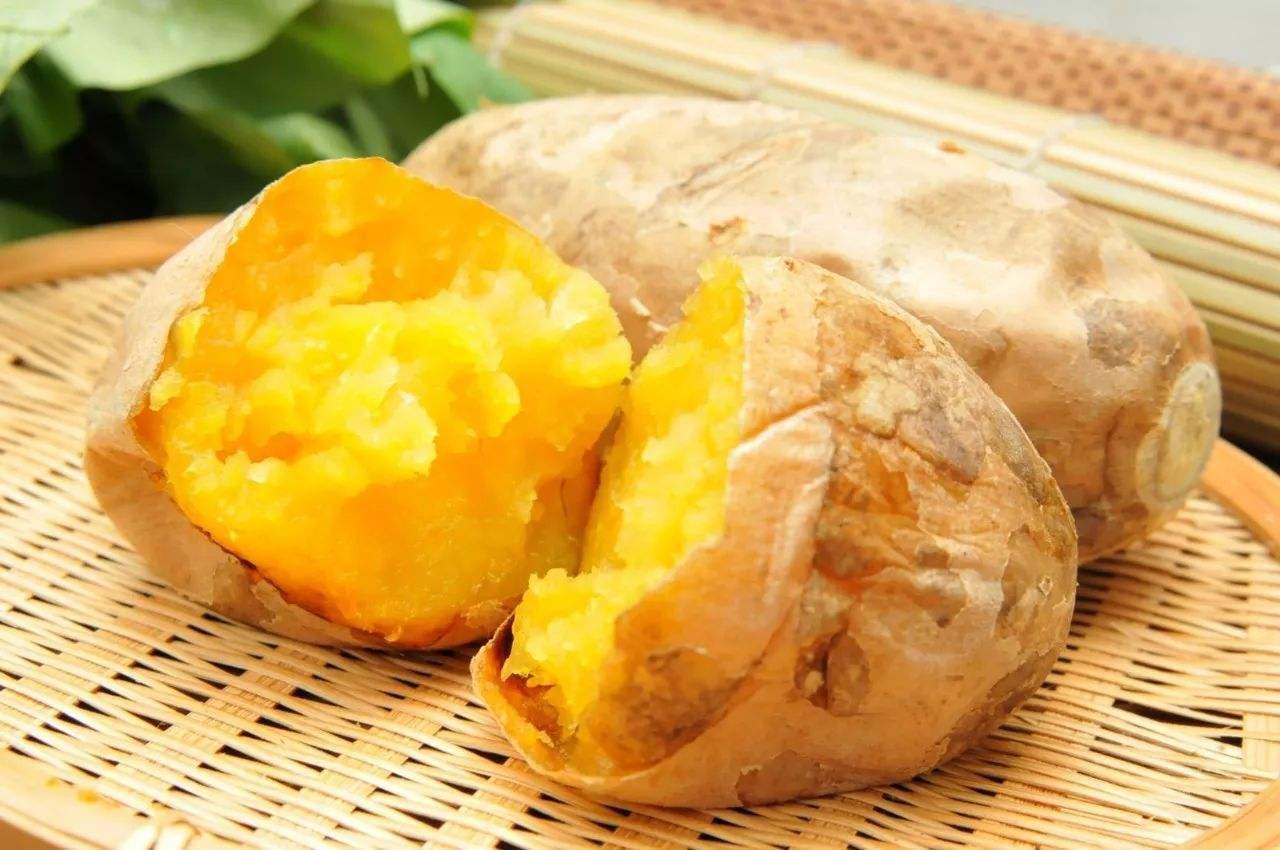 冬天吃薯减重防便秘