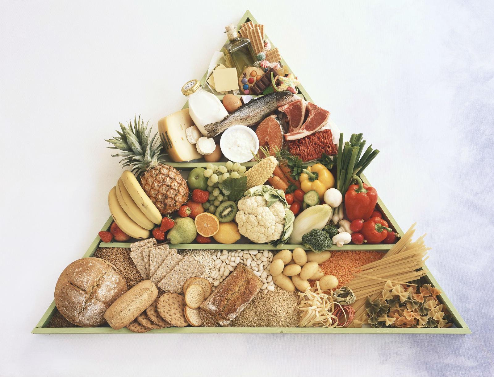 膳食平衡,吃出健康人生