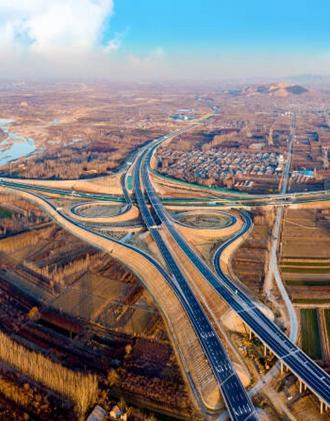 山東兩條高速公路通車!月底還有兩條高速通車