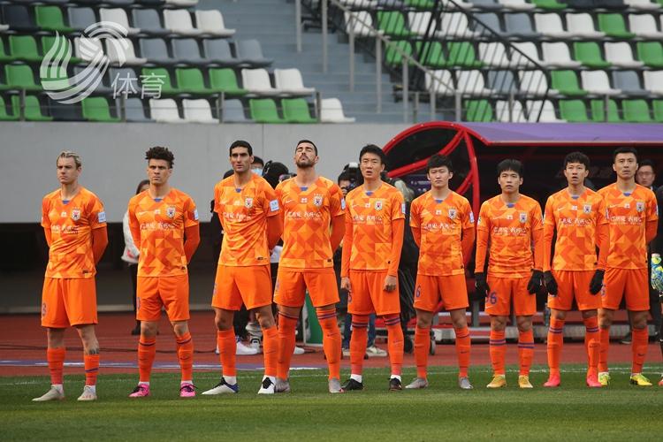 足協杯決賽半場:佩萊錯失良機 魯能0-0暫平江蘇蘇寧
