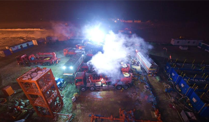 准噶尔盆地发现千亿立方米大气藏