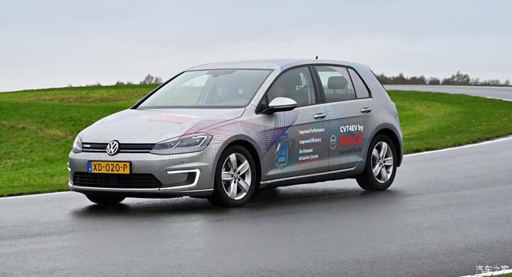 能耗更低 博世宣布推出电动车专用CVT