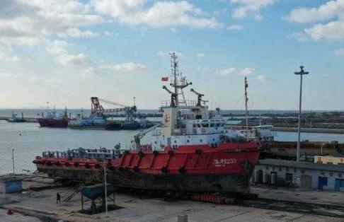 胜利油田海洋石油船舶中心船舶修保中心:冬季坞修攻坚战
