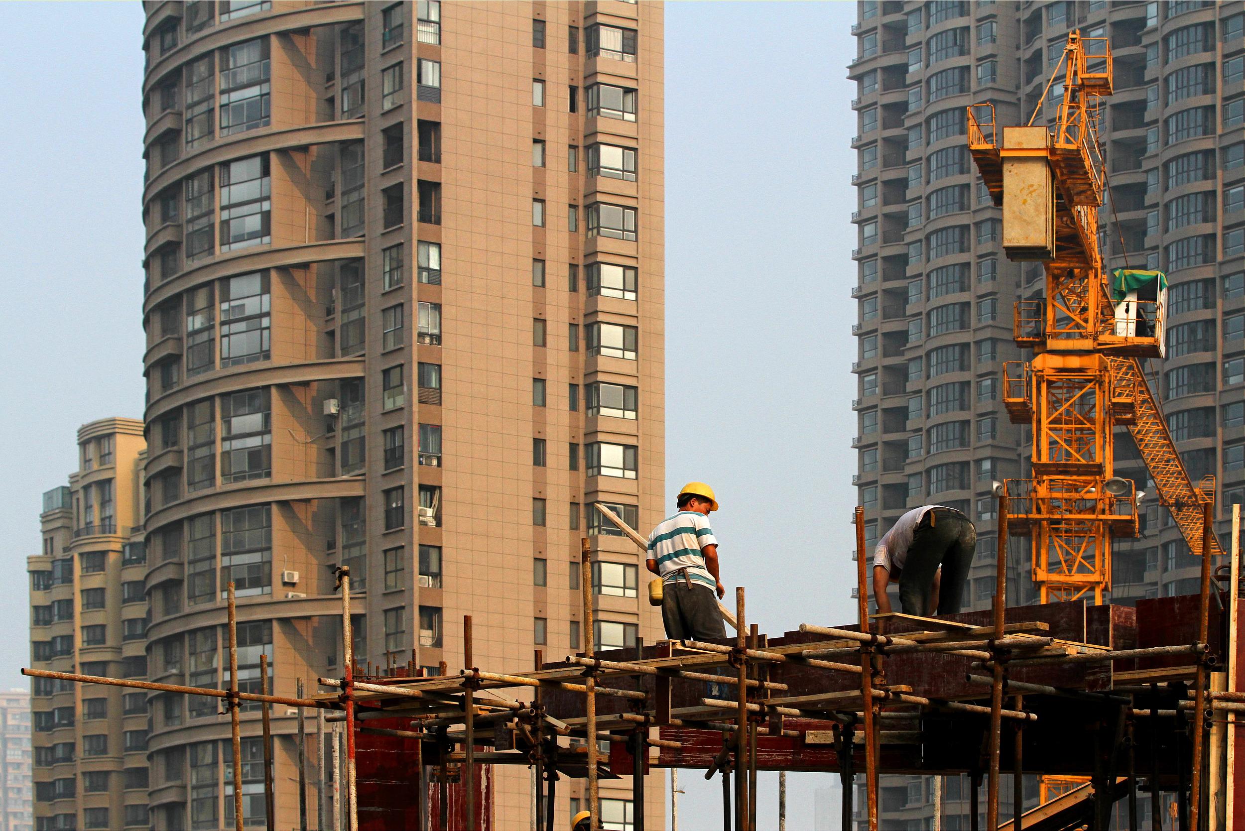 临海小城模式困境:看房团纠纷、养老梦碎