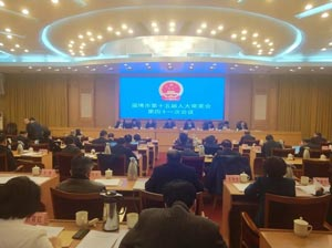 淄博市政府办理市人大代表建议209件 6件重点督办建议办理情况公布