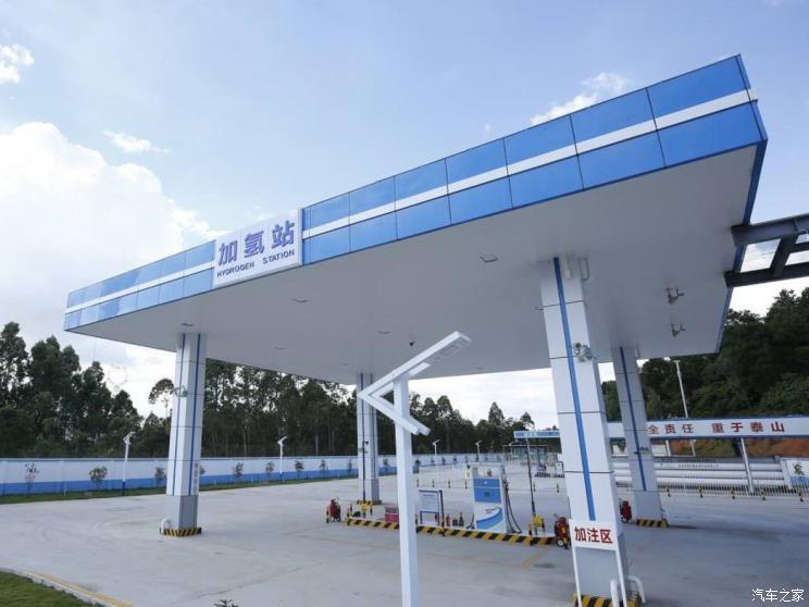 10年50座加氢站 青岛氢能产业发展规划