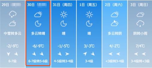 胶州市15日天气预报_-15℃+11级风+冰雪灾害黄色预警!@青岛人 准备接收寒潮套餐 ...
