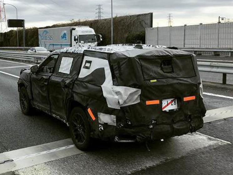 2022年底发布 全新丰田普拉多更多消息