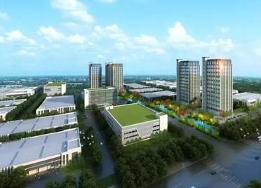 """潍坊高新区项目加速""""拿地即开工"""""""